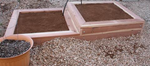 double tier grow box