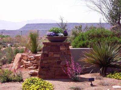 Southwest Flower Garden