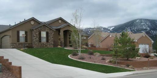 landscaping slopes