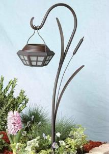 ornamental solar light