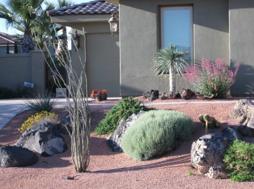 landscaping gravel