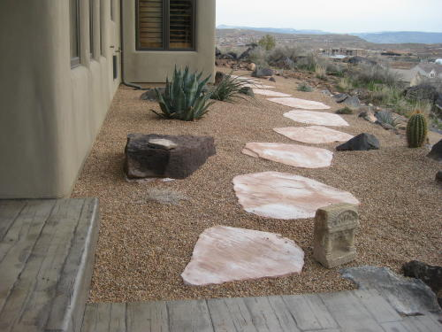 large flagstone pieces